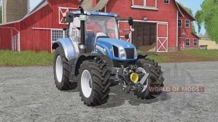 New Holland T6-seriᴇs para Farming Simulator 2017