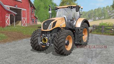 New Holland T7-seɾies para Farming Simulator 2017