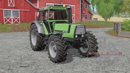 Deutz DX 140 para Farming Simulator 2017