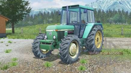 John Deere 30ろ0 para Farming Simulator 2013