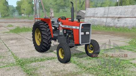 Massey Ferguson 26ƽ para Farming Simulator 2017