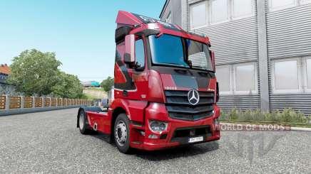 Mercedes-Benz Antoᵴ para Euro Truck Simulator 2