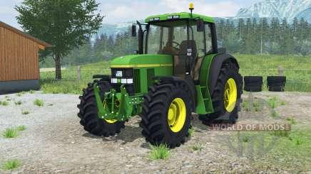 John Deerꬴ 6610 para Farming Simulator 2013