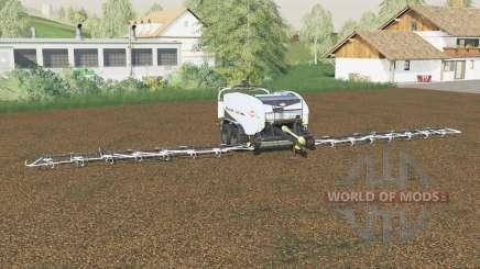 313ⴝ de Kuhn FBP para Farming Simulator 2017
