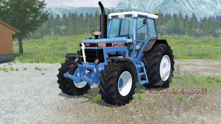 Ford 86ろ0 para Farming Simulator 2013