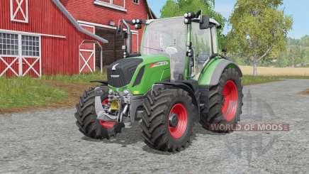 Fendt 513 & 516 Vario para Farming Simulator 2017