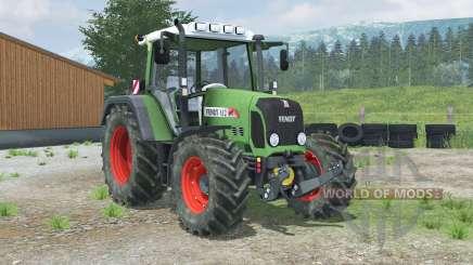 Fendt 412 Vario TMⱾ para Farming Simulator 2013