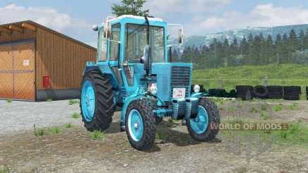 MTO-80 Belaruȼ para Farming Simulator 2013