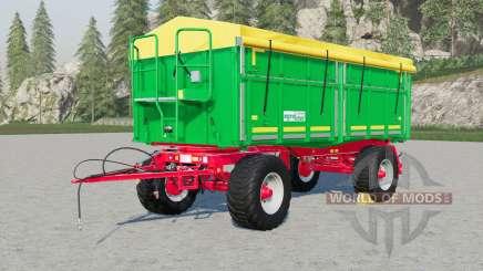 Kroger Agroliner HKD 30೭ para Farming Simulator 2017