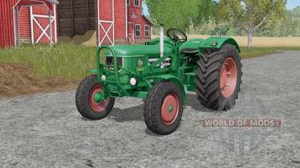 Deutz D ৪0 para Farming Simulator 2017