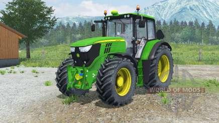 John Deere 6150Ⰼ para Farming Simulator 2013