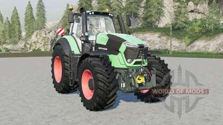 Deutz-Fahr Serie 9 TTV Agrotro para Farming Simulator 2017