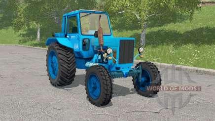 MTO-80 Belaruҁ para Farming Simulator 2017