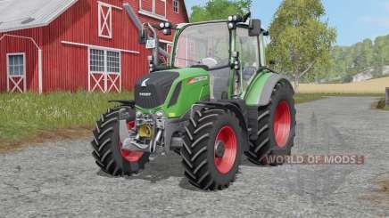 Fendt 300 Variɵ para Farming Simulator 2017