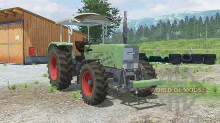 Fendt Favorit 4S para Farming Simulator 2013