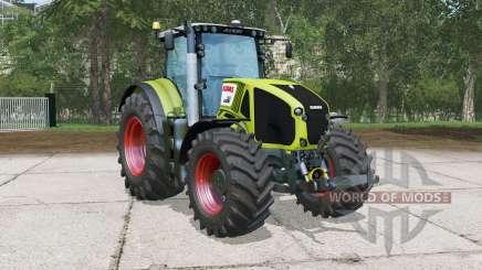 Claas Axion 9ⴝ0 para Farming Simulator 2015