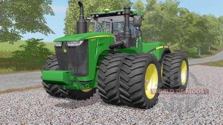 John Deere 9470Ꞧ para Farming Simulator 2017