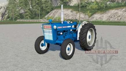 Ford 3000 North America para Farming Simulator 2017