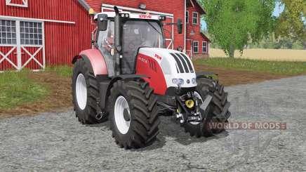 Steyr 6100 CVT para Farming Simulator 2017