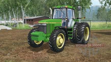 Juan Deeɾe 7810 para Farming Simulator 2015