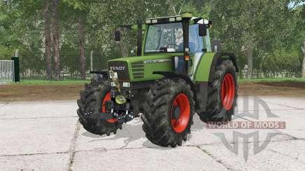 Fendt Favorit 515 C Turbomatik para Farming Simulator 2015