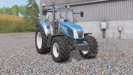 New Holland T5.95〡T5.105〡T5.115 para Farming Simulator 2017