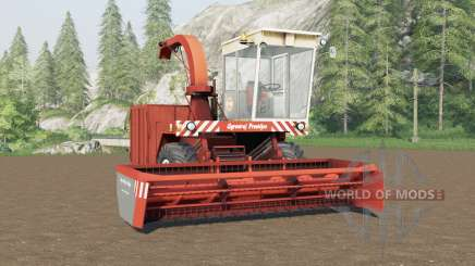 SPS-4Ձ0 para Farming Simulator 2017