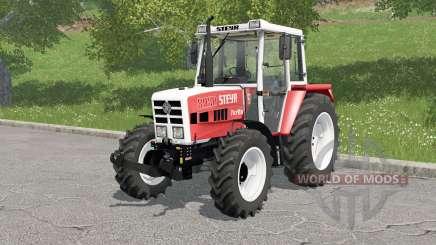 Steyr 8080A Turbꝋ para Farming Simulator 2017