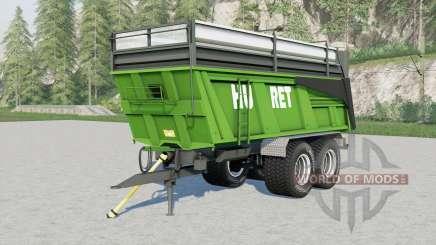 Huret 21T para Farming Simulator 2017