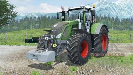 Fendt 828 Variƍ para Farming Simulator 2013