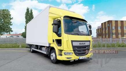 DAF LF FA Day Cab 2017 para Euro Truck Simulator 2
