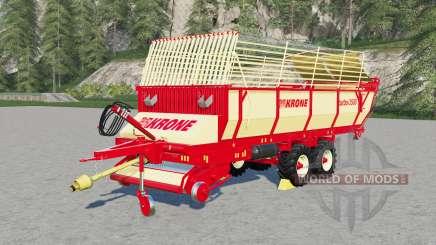 Krone Turbo 3ⴝ00 para Farming Simulator 2017