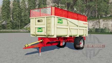 Leboulch Gold XL para Farming Simulator 2017