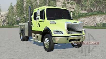 Freightliner Business Class M2 106 Crew Cab para Farming Simulator 2017