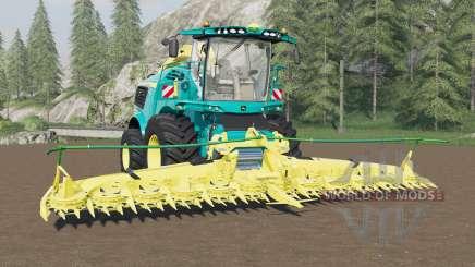John Deere 9000i-serieᵴ para Farming Simulator 2017