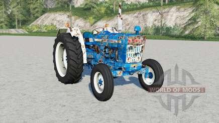 Ford 4000 Euro para Farming Simulator 2017