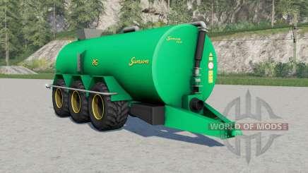 Samson PGII 25 para Farming Simulator 2017