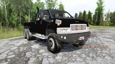 GMC TopKick C4500 pickᴜp 6x6 para MudRunner
