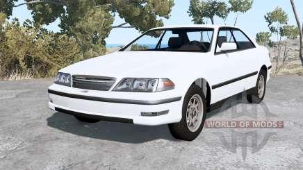 Toyota Mark II (X100) 2000 para BeamNG Drive
