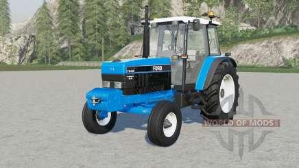 Ford 40-serieʂ para Farming Simulator 2017