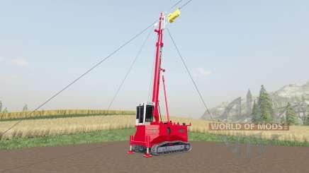 Madill 172B para Farming Simulator 2017