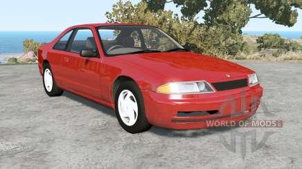 Ibishu Miramar 1994 v2.0 para BeamNG Drive