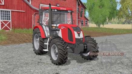 Zetor Proxima 74Ꝝ1 para Farming Simulator 2017