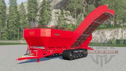 Amity sugar beet cart para Farming Simulator 2017
