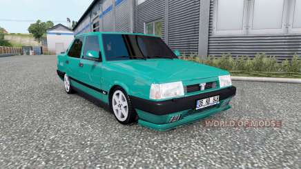 Tofas Dogan SLX para Euro Truck Simulator 2