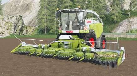 Claas Jaguaᶉ 900 para Farming Simulator 2017