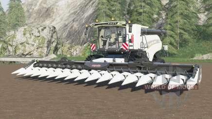 New Holland CR10.90 Revelatioɳ para Farming Simulator 2017