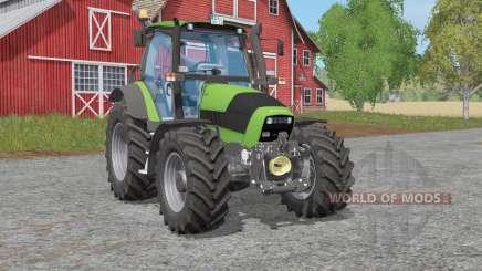 Deutz-Fahr Agrotroᵰ 165 para Farming Simulator 2017