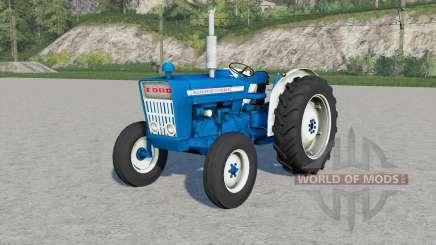 Ford 2000 para Farming Simulator 2017