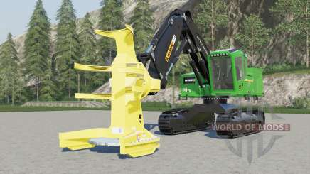 John Deere 959M v2.0 para Farming Simulator 2017